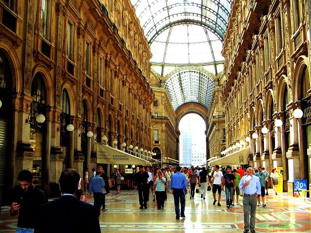La ville de Milan