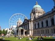 Belfast, capitale d'Irlande du Nord
