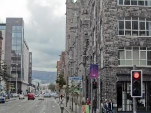 Les rues de Belfast