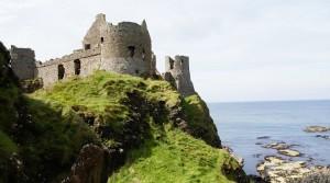 Le château de Dunluce