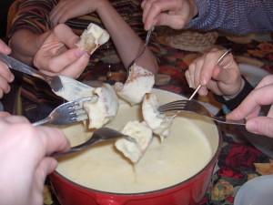 Et une petite fondue ...