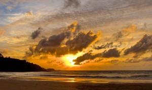 Sa magnifique plage