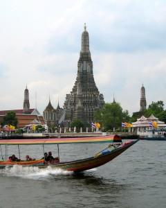 Temples Bankgog