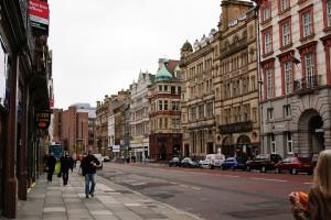 architecture de Liverpool