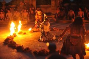 Les cérémonies locales