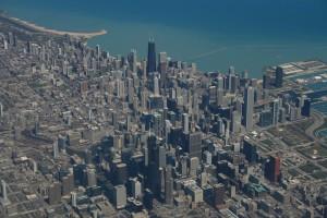 Chicago et ses gratte-ciel