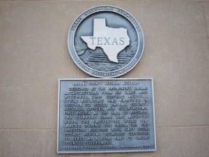 Une ville du Texas