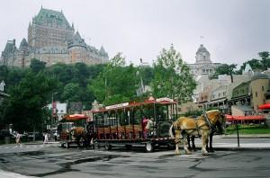 Chateau de Québec