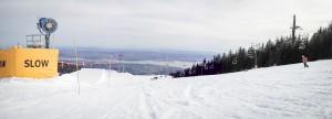 Ski à Vancouver