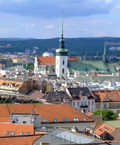 Brno centre