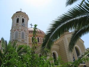 Cathédrale Thessalonique