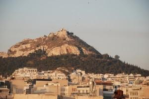 Peristéri, banlieue d'Athènes